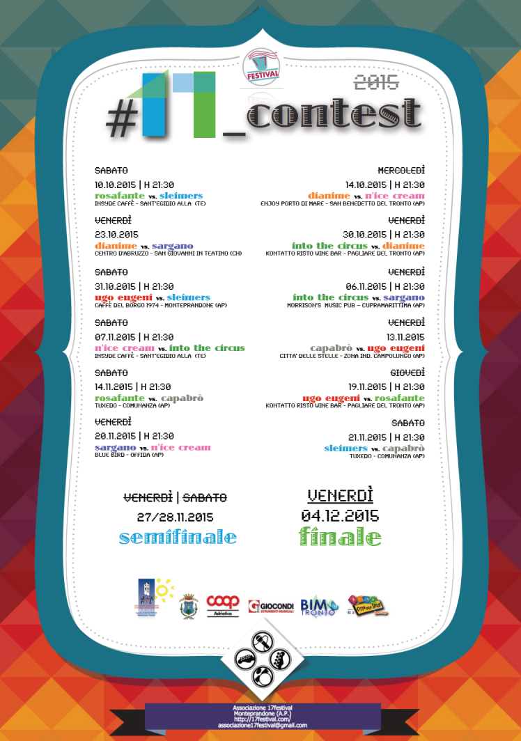 17CONTEST_CARTELLONE2015